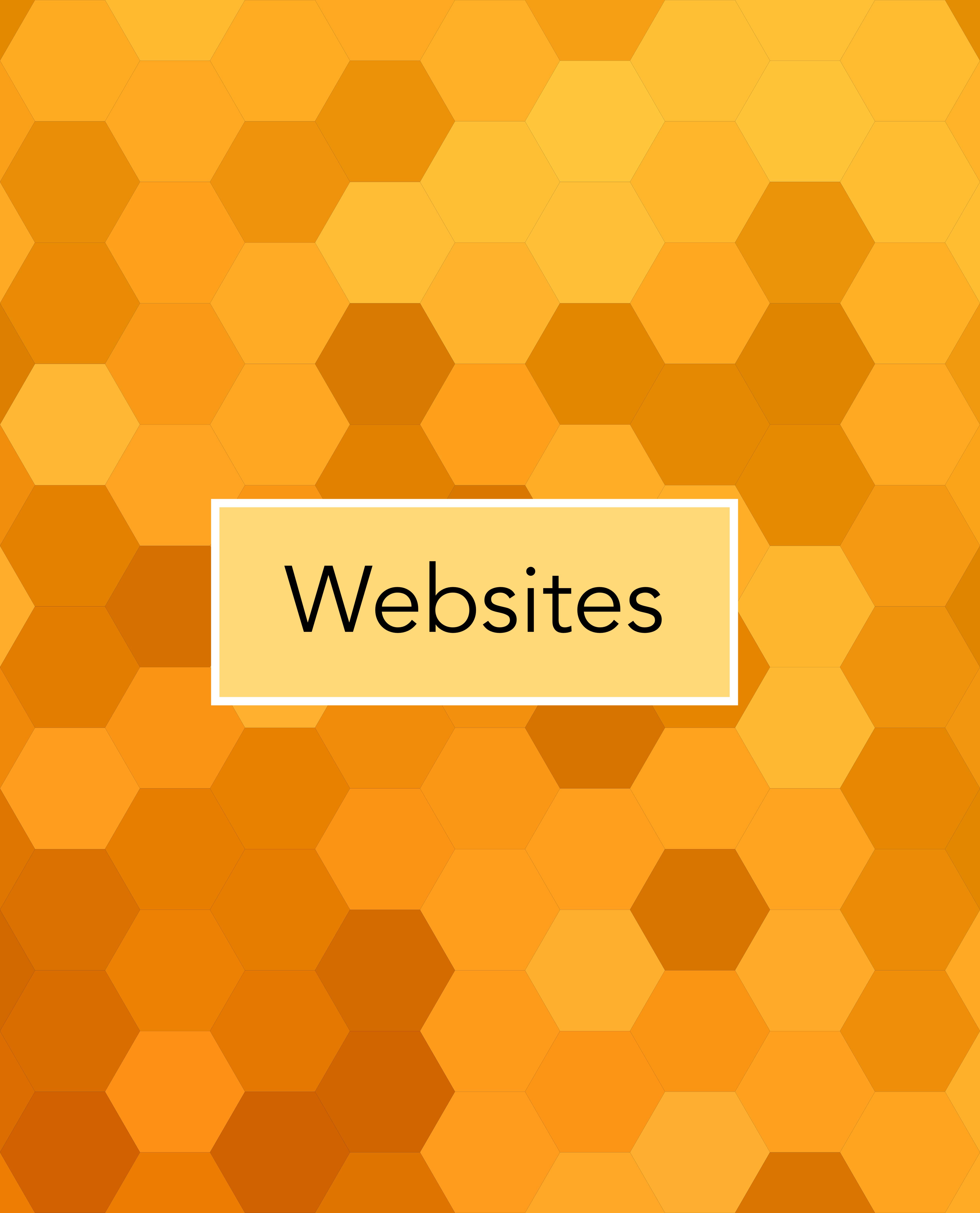 Website hexagon image