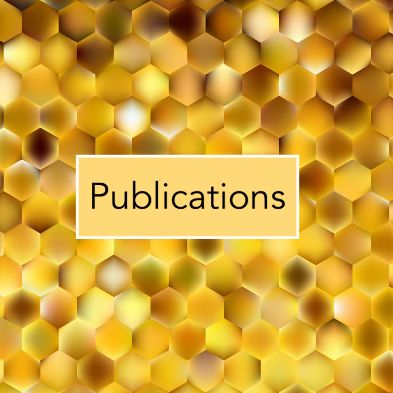 Publications hexagon image