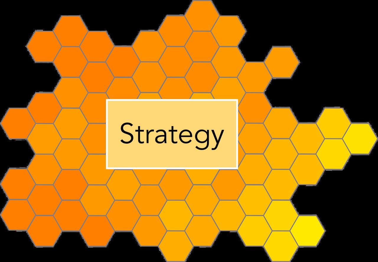 Strategy honeycomb image