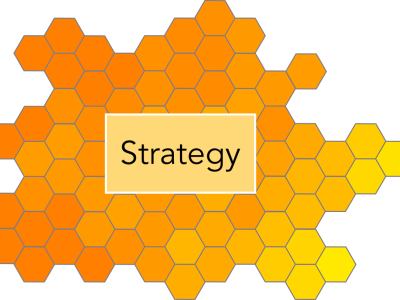 Strategy honeycomb image